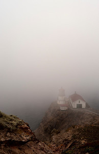 Solo Lighthouse, Point Reyes National Park, CA