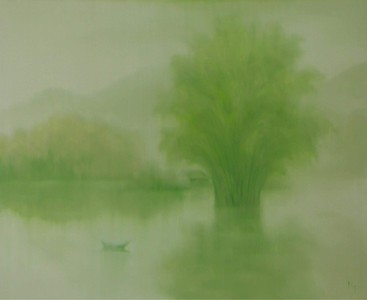 Hoang Duc Dung - Morning on the River