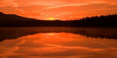 7937-BSP sunrise Daisy Pond 10x20