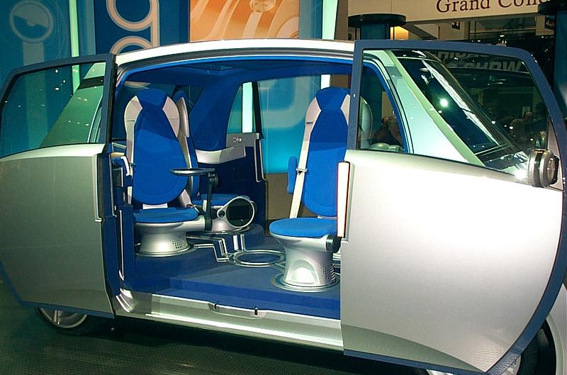 Concept car: Toyota POD