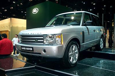 Concept car: Land Rover