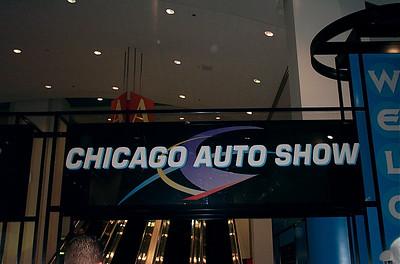Chicago Autoshow 2002