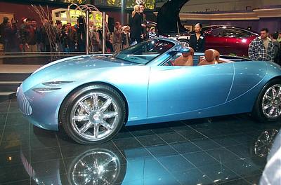 Concept car: Buick Bengal