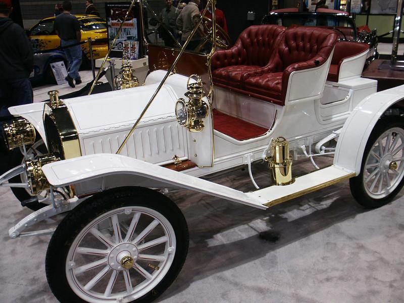1909 Buick Roadster