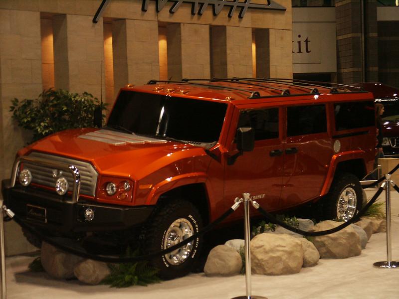 2003 Avanti Studebaker
