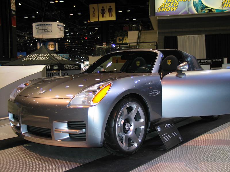 Dodge Slingshot Concept