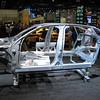 Audi all aluminum frame