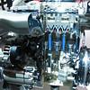 Volkswagen cutaway engine
