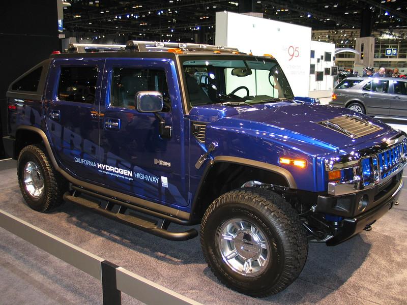 Hummer (California Hydrogen Highway)