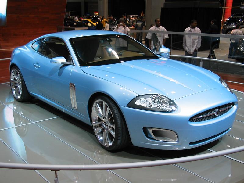 Concept Jaguar Advance Lightweight