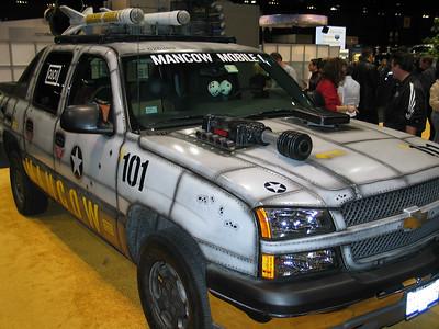 Mancow Mobile (Q101)