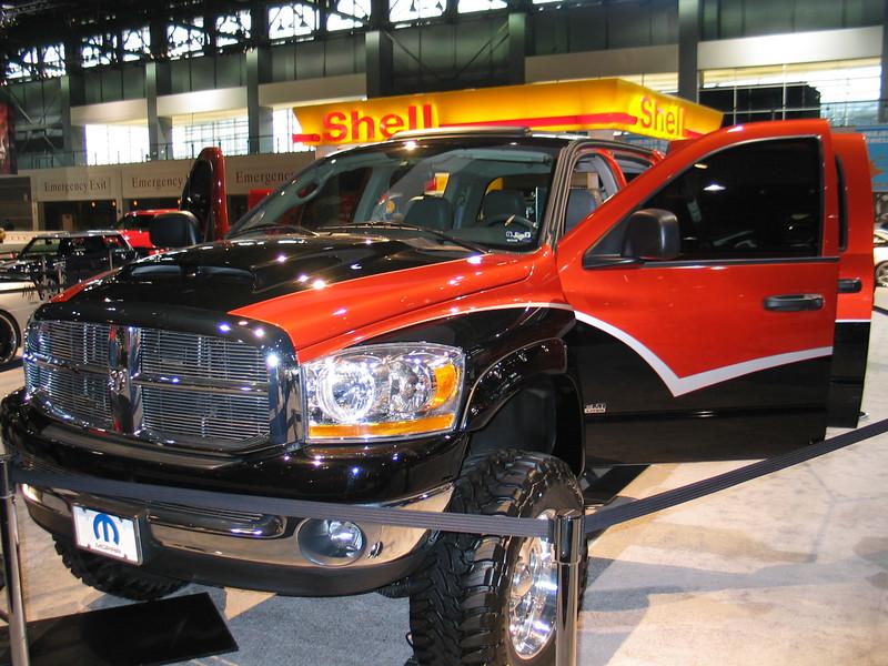 Dodge Ram MegaCab