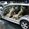 2006 Nissan Quest (interior)
