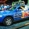 Volkswagen MDV DARPA Grand Challenge