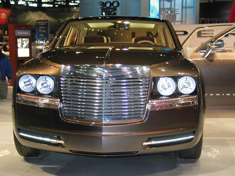 Concept: Dodge Imperial