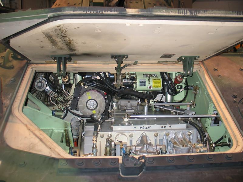 US M242 Bushmaster (engine)