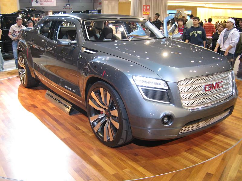 Concept car: GMC Denali XT