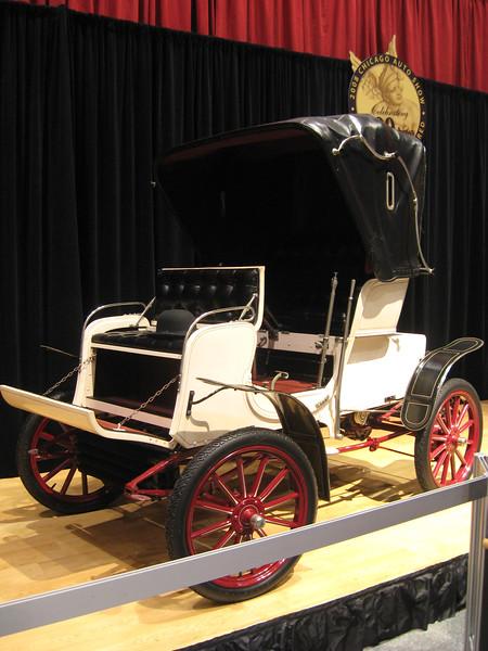 1903 Stevens-Duryea Runabout