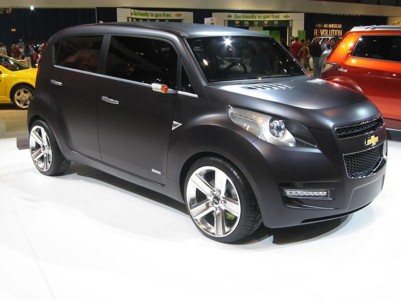 Concept car: Chevrolet Groove