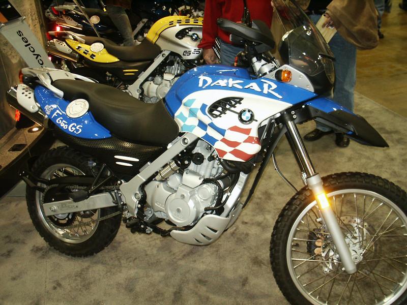 BMW F650 Dakar