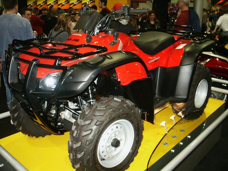 Honda Ranger AT