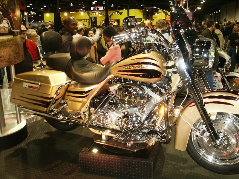 Harley Davidson Screaming Eagle Road King