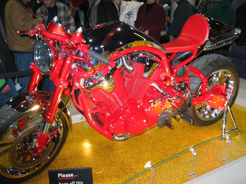 Honda VTX 1 concept