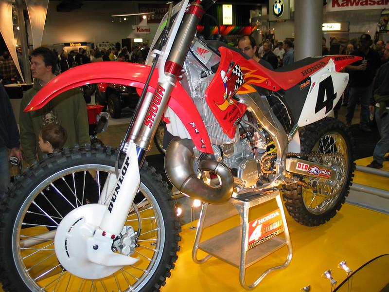 Honda dirtbike