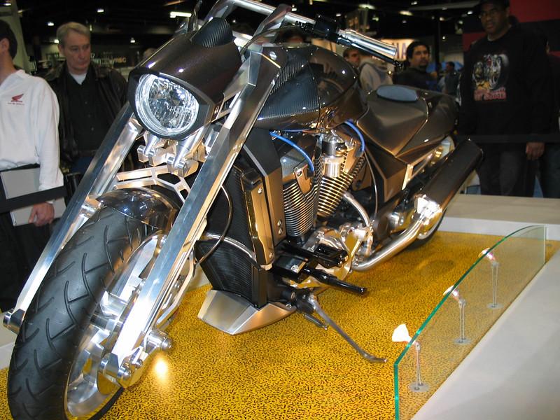 Honda VTX 2 concept