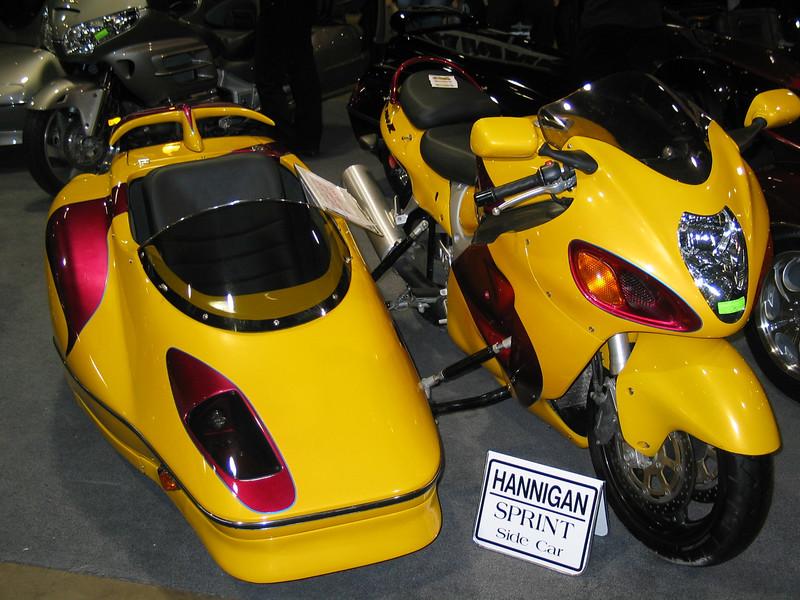 Hannigan Sprint Side Car