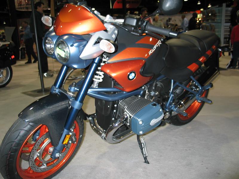 2004 BMW R 1150 R Rockster