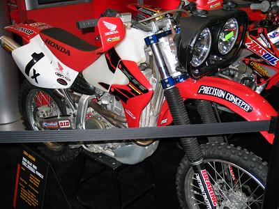 2004 XR650R