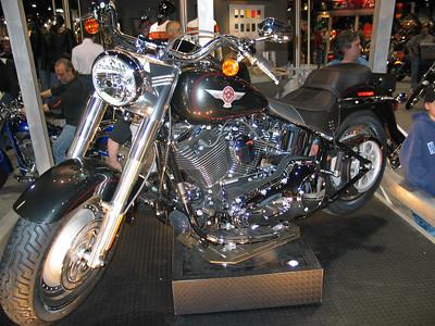 Harley Davidson FLSTF/I Fat Boy