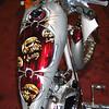 Bigdog motorcycles (custom paintjob)