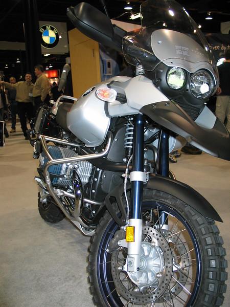 BMW 1150GS Adventure