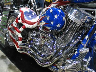 America's Bike (2003 Bourget Retro Chopper)