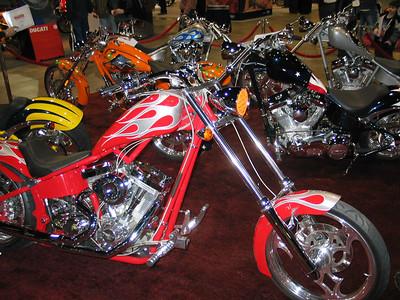 Bigdog motorcycles