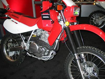 2005 Honda XR650L