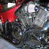 Kawasaki Vulcan 800 Classic by Corrupted Concepts