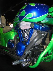 Kawasaki Vulcan 2000 Classic by Britt Custom Metrix