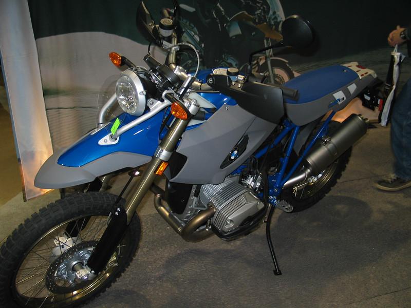 BMW H2 Enduro