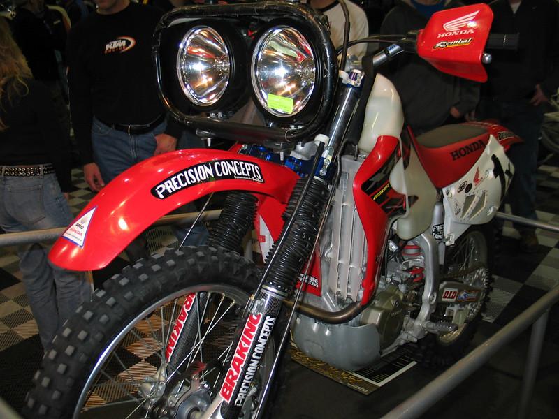 Baja 1000 - Team Honda XR650R