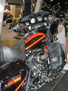 Harley Davidson Touring FLHT