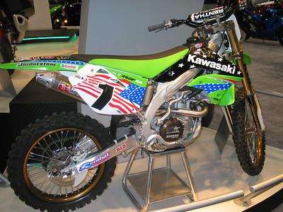 Kawasaki KX450F SR