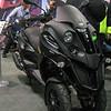 Gilera Fuoco 500ie 3 wheeler