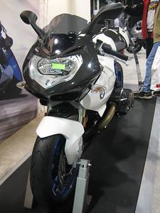 2008 BMW R1200 HP2 Sport