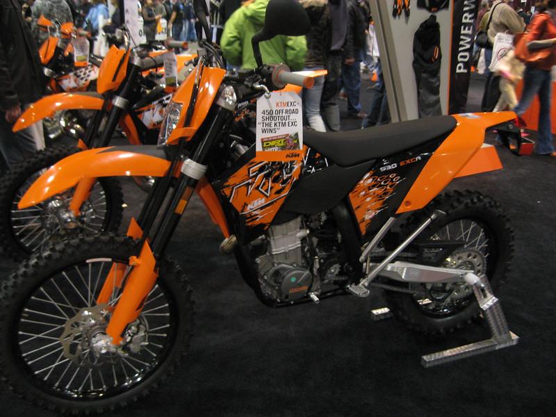 2008 KTM 530 EXC-R