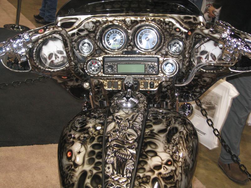 Problem Child' Harley-Davidson FLHX Street Glide custom bike