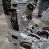 BMW engine cutaway