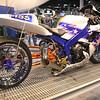 Yamaha custom bike